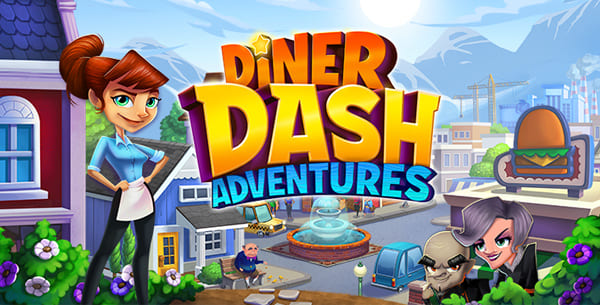diner dash - game memasak