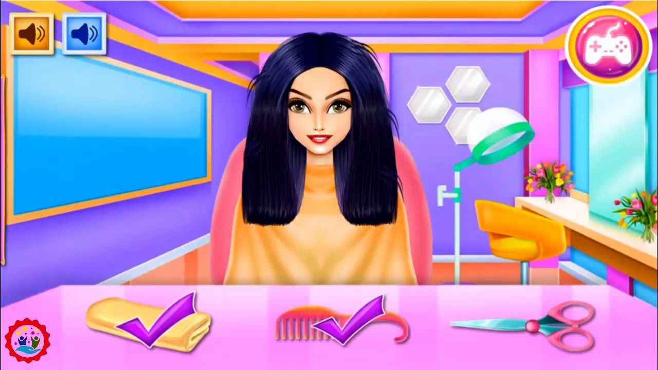 Hair Salon – Fun Games